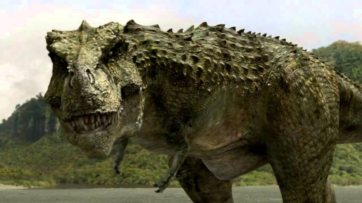 Ο Τυραννόσαυρος έχασε σταδιακά τα φτερά του